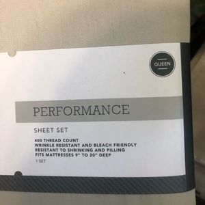 New tan sheets from target
